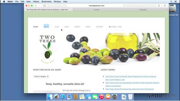 Exploring the new Safari interface: Mac OS X Yosemite New Features