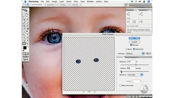 People - enhancing eyes 2: Enhancing Digital Photography with Photoshop CS2