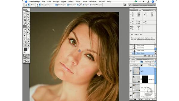 People - enhancing eyes, skin and lips: Enhancing Digital Photography with Photoshop CS2