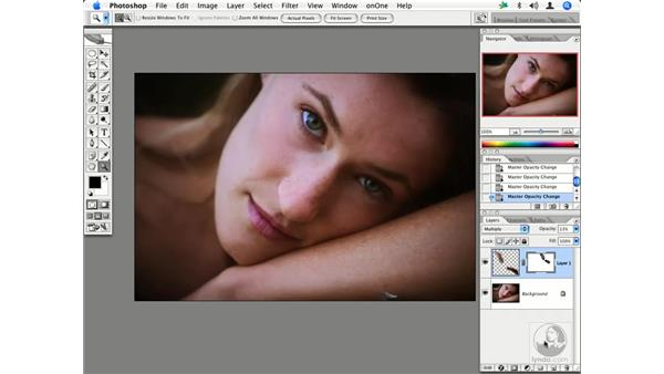 People - enhancing eyebrows and lips: Enhancing Digital Photography with Photoshop CS2