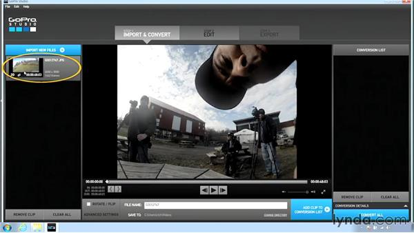 Importing: Video Gear Weekly