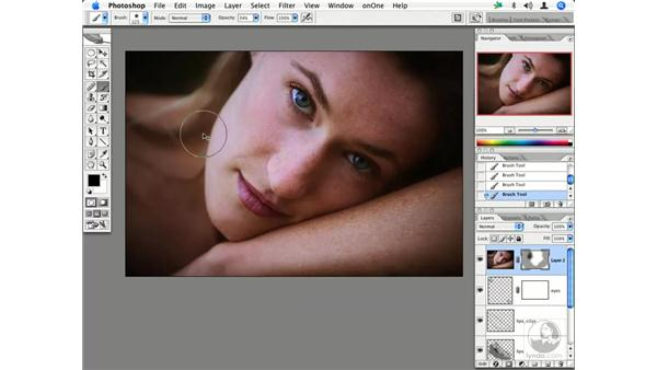 People - enhancing eyes, tone and color: Enhancing Digital Photography with Photoshop CS2