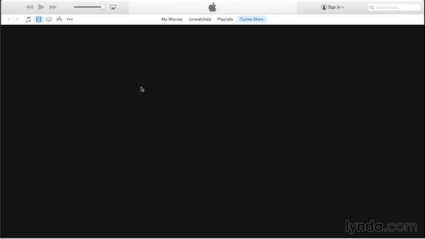 Searching for files using Spotlight: Mac OS X Yosemite Essential Training