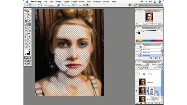 People - enhancing skin 2: Enhancing Digital Photography with Photoshop CS2