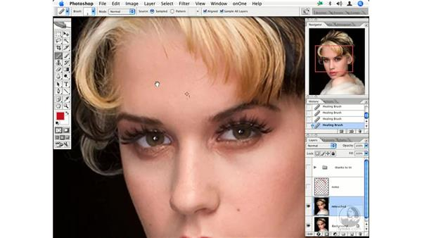 Fashion retouching workflow 1: Enhancing Digital Photography with Photoshop CS2