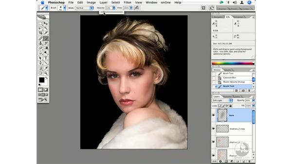 Fashion retouching workflow 4: Enhancing Digital Photography with Photoshop CS2