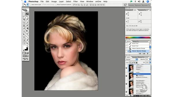 Fashion retouching workflow 9: Enhancing Digital Photography with Photoshop CS2