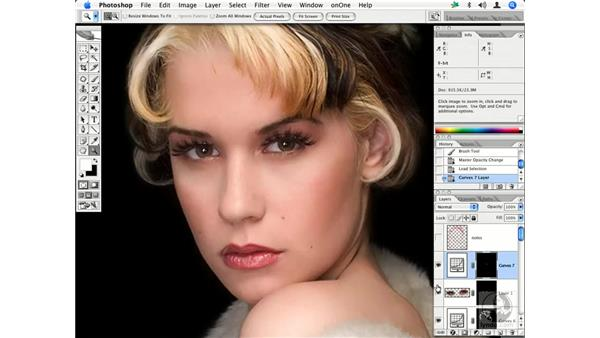 Fashion retouching workflow 10: Enhancing Digital Photography with Photoshop CS2