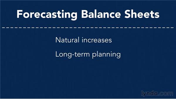Forecasting financial statements: Finance Fundamentals