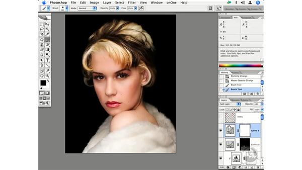 Fashion retouching workflow 11: Enhancing Digital Photography with Photoshop CS2