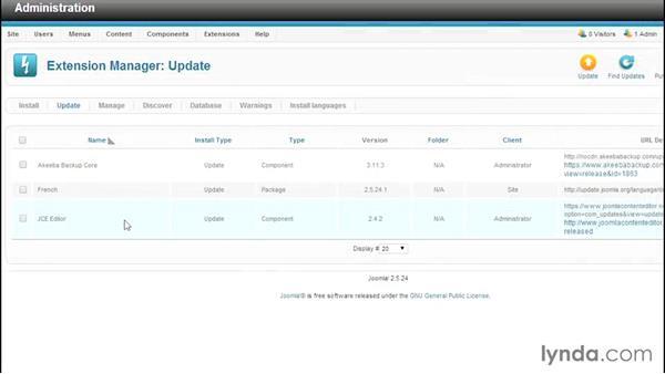Welcome: Migrating from Joomla! 2.5 to Joomla! 3.3