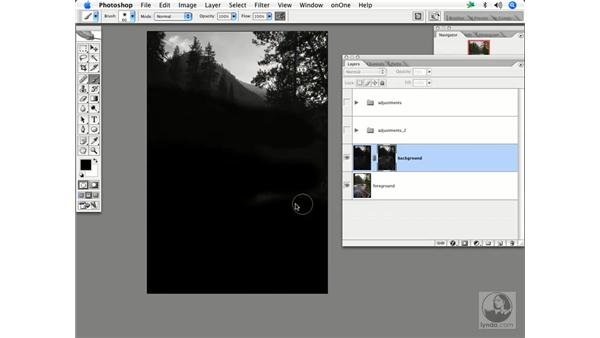 Multiple exposures in the wild: Enhancing Digital Photography with Photoshop CS2