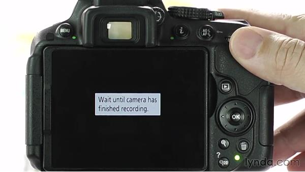 Using in-camera effects: Up and Running with the Nikon D5200 and D5300