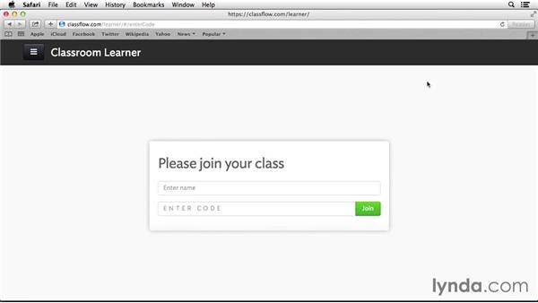 Presenting Classflow lessons: Teacher Tips