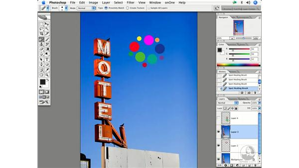 Dust removal 3: Enhancing Digital Photography with Photoshop CS2