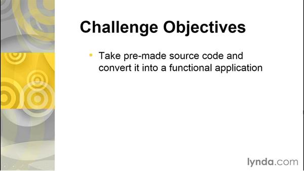 Challenge: Turn source code into a Java app: Using Java to Program Google App Engine