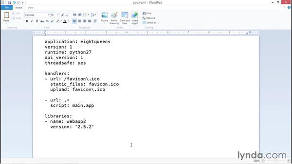 Solution: Turn source code into a Python app: Using Java to Program Google App Engine