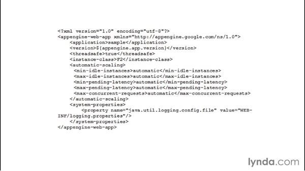 Creating a simple module in Java: Using Java to Program Google App Engine