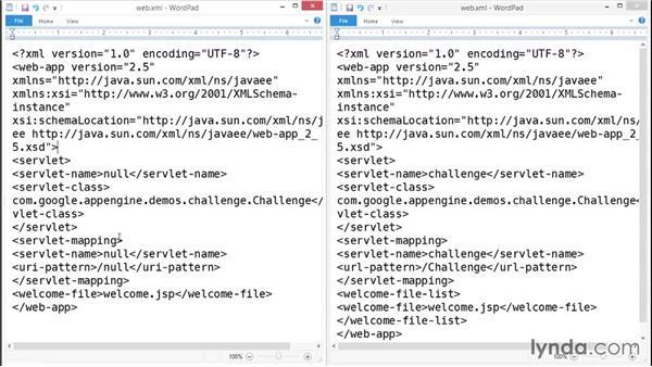 Solution: Optimize a Google app: Using Java to Program Google App Engine