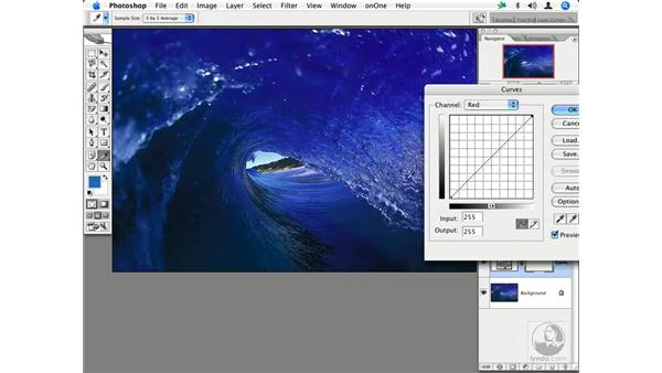 Coloring with curves: Enhancing Digital Photography with Photoshop CS2
