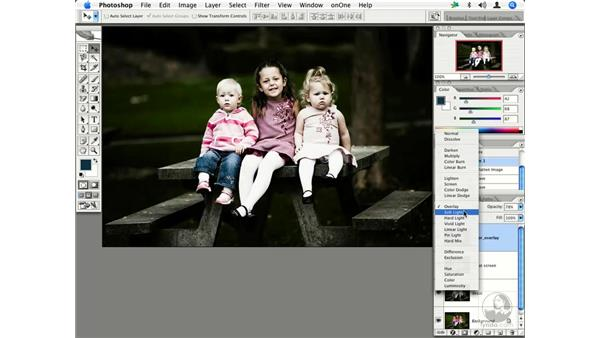 Edgy color and tone 1: Enhancing Digital Photography with Photoshop CS2