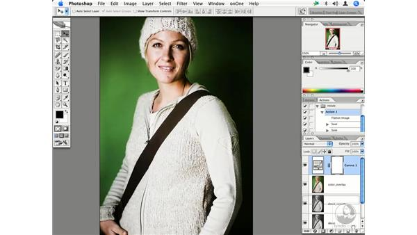 Edgy color and tone 2: Enhancing Digital Photography with Photoshop CS2