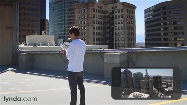 Flight tips and shooting for panorama: Shooting Aerial Panoramas with a Quadcopter