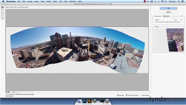 Stitching panoramas: Shooting Aerial Panoramas with a Quadcopter