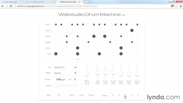 Using the Web Audio API: Code Clinic: PHP