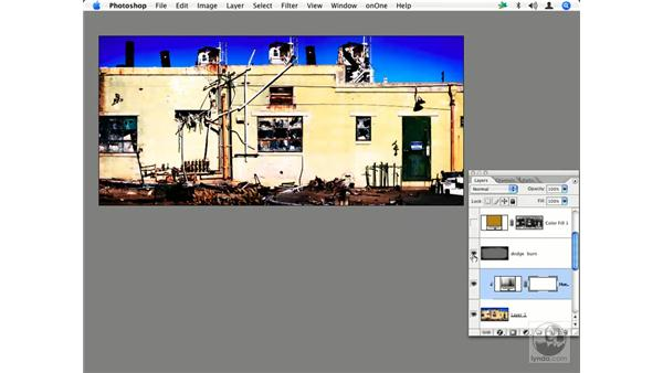 Deconstructing the creative process: Enhancing Digital Photography with Photoshop CS2