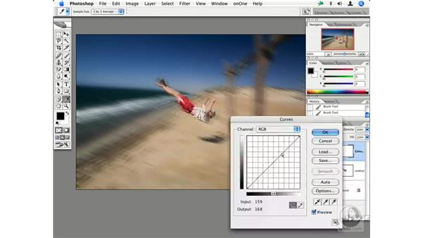 Motion Blur and masking: Enhancing Digital Photography with Photoshop CS2