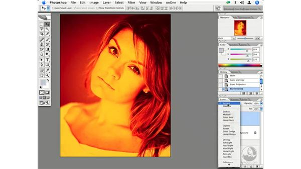 Creative style with Nik Color Effects 2: Enhancing Digital Photography with Photoshop CS2