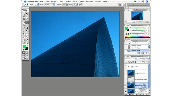 Sharpening with Unsharp Mask: Enhancing Digital Photography with Photoshop CS2