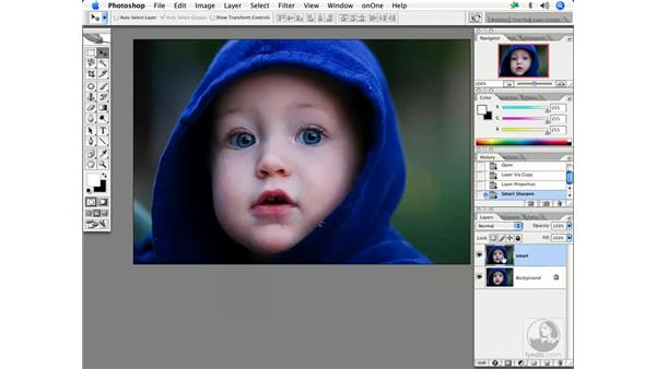 Smart Sharpen in action 2: Enhancing Digital Photography with Photoshop CS2