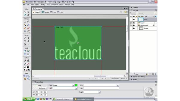 Slicing for CSS: Dreamweaver 8 Beyond the Basics