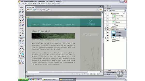 Layout strategy: Dreamweaver 8 Beyond the Basics