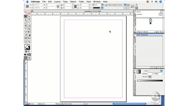 Toggling palettes and toolbars: InDesign CS2 Power Shortcuts