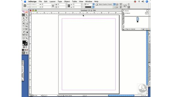 Working with guides: InDesign CS2 Power Shortcuts