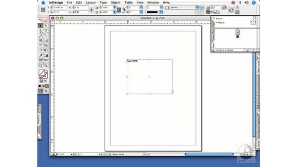 For objects: InDesign CS2 Power Shortcuts