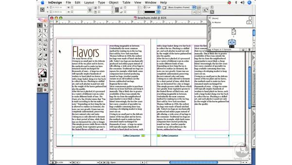Screen modes: InDesign CS2 Power Shortcuts