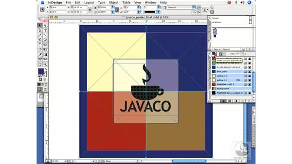 Sharing swatch libraries: InDesign CS2 Power Shortcuts