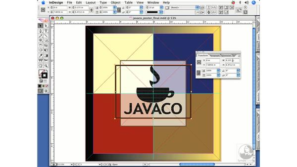 The Transform palette: InDesign CS2 Power Shortcuts