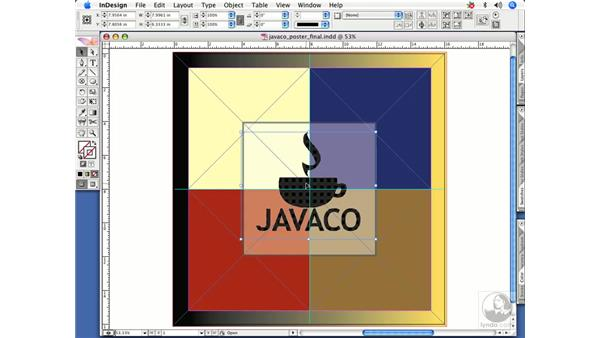 Selecting and moving objects: InDesign CS2 Power Shortcuts