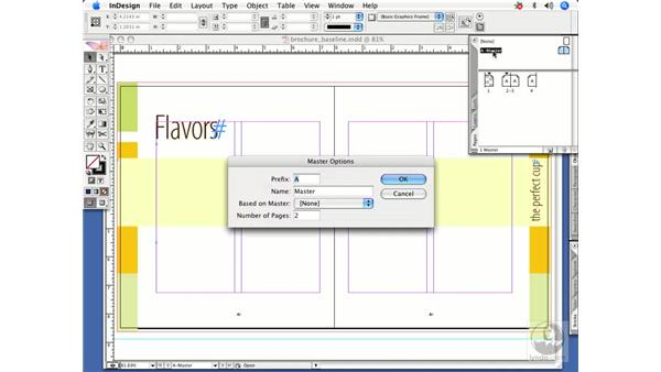 Renaming master pages: InDesign CS2 Power Shortcuts