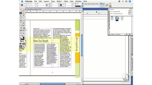 Inserting and duplicating pages: InDesign CS2 Power Shortcuts