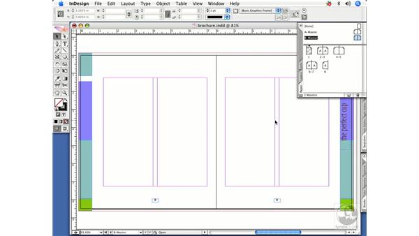 Setting column guides for mixed column widths: InDesign CS2 Power Shortcuts