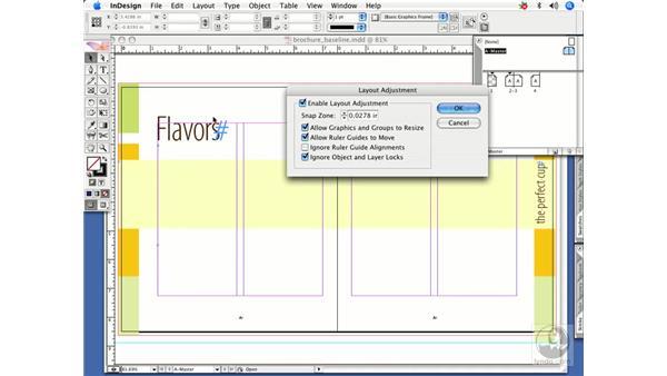 Layout adjustment: InDesign CS2 Power Shortcuts