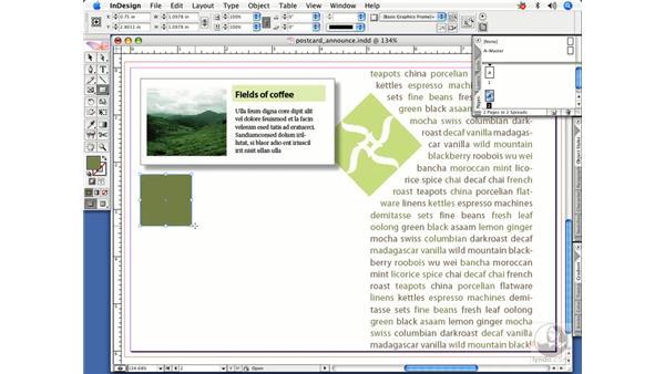 Drawing tool shortcuts: InDesign CS2 Power Shortcuts