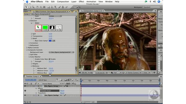 Primatte Keyer: After Effects 7 and Photoshop CS2 Integration