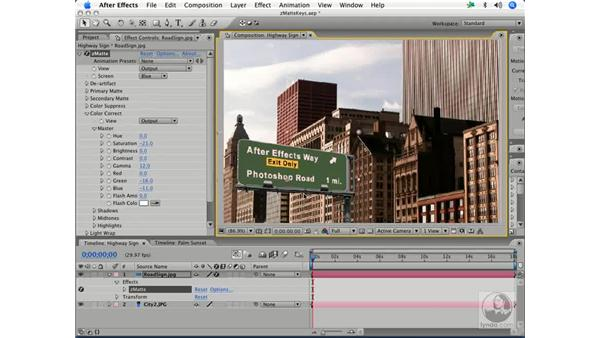 zMatte: After Effects 7 and Photoshop CS2 Integration